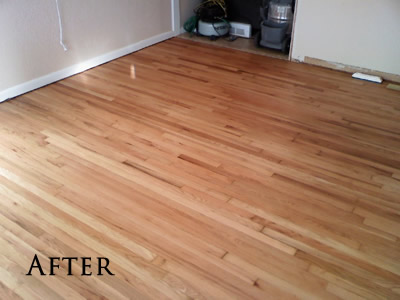 Mike Stalkfleet Hardwood Floor Refinishing And